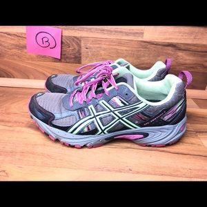 ASICS Gel Venture 5  Womens Size 10 Running Shoes